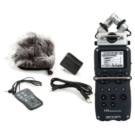zoom h5 met accessory pack