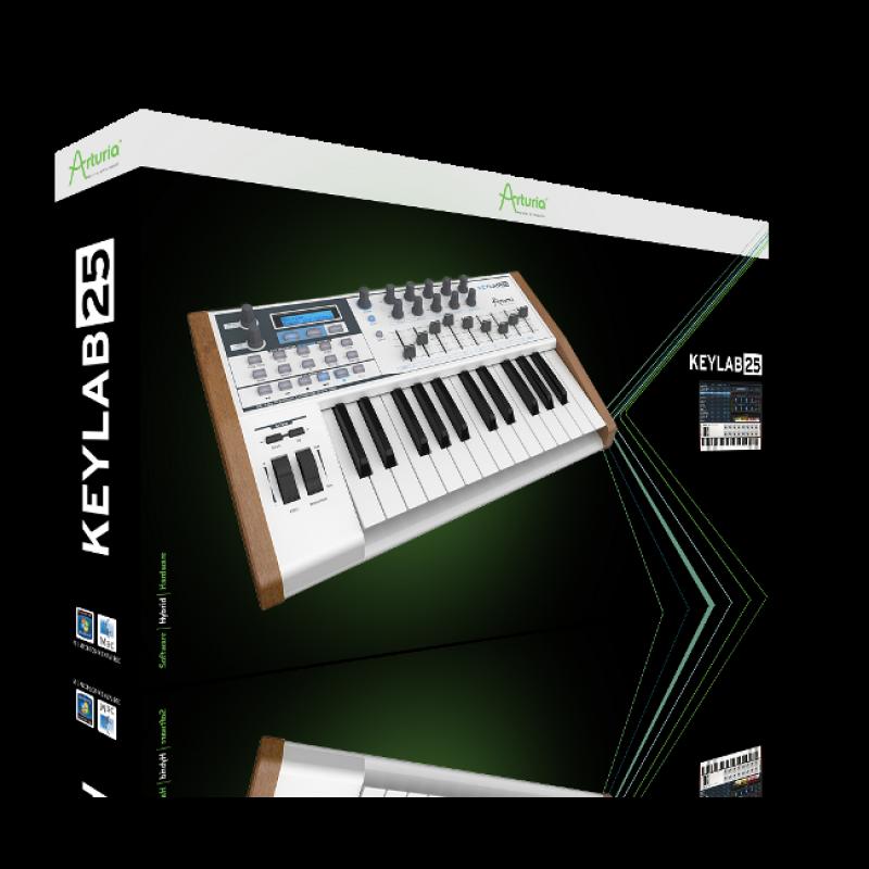 arturia-keylab-25-box