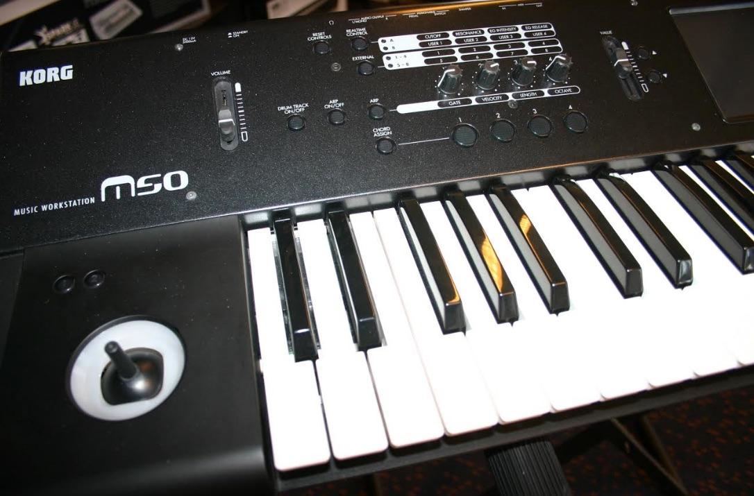 Korg M50 in prima staat