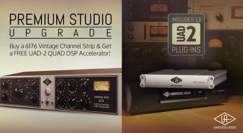 Premium studio upgrade banner