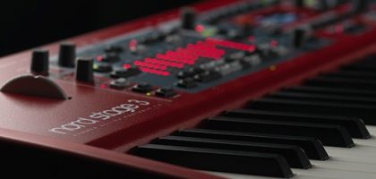 Nord Stage 3 OS Update v1.22
