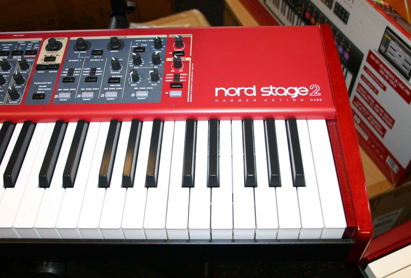 Nord Stage 2 Occasion : nord stage 2 ha88 occasion in perfecte staat studio de dijk ~ Maxctalentgroup.com Avis de Voitures