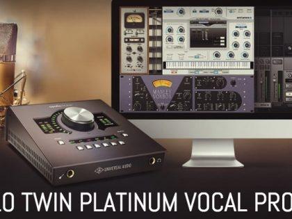 Apollo TWIN Vocal promo