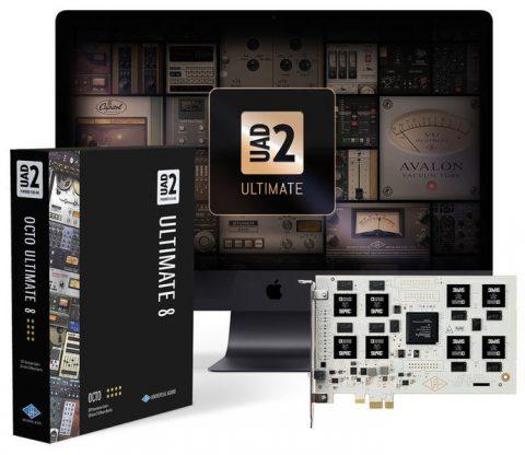 UA Ultimate 8 PCIe